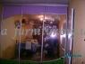 Шкаф-купе трехдверный с зеркалом