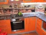 Кухня модерн П-образная