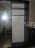 Шкаф-купе двухдверный с зеркалами