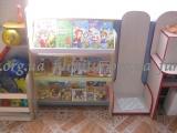 Детский книжный стеллаж
