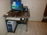 Стол компьютерный прямой